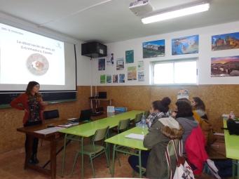 Birding in Extremadura GIAT IES TURGALIUM (5)