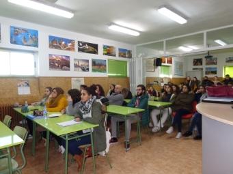 Birding in Extremadura GIAT IES TURGALIUM (6)